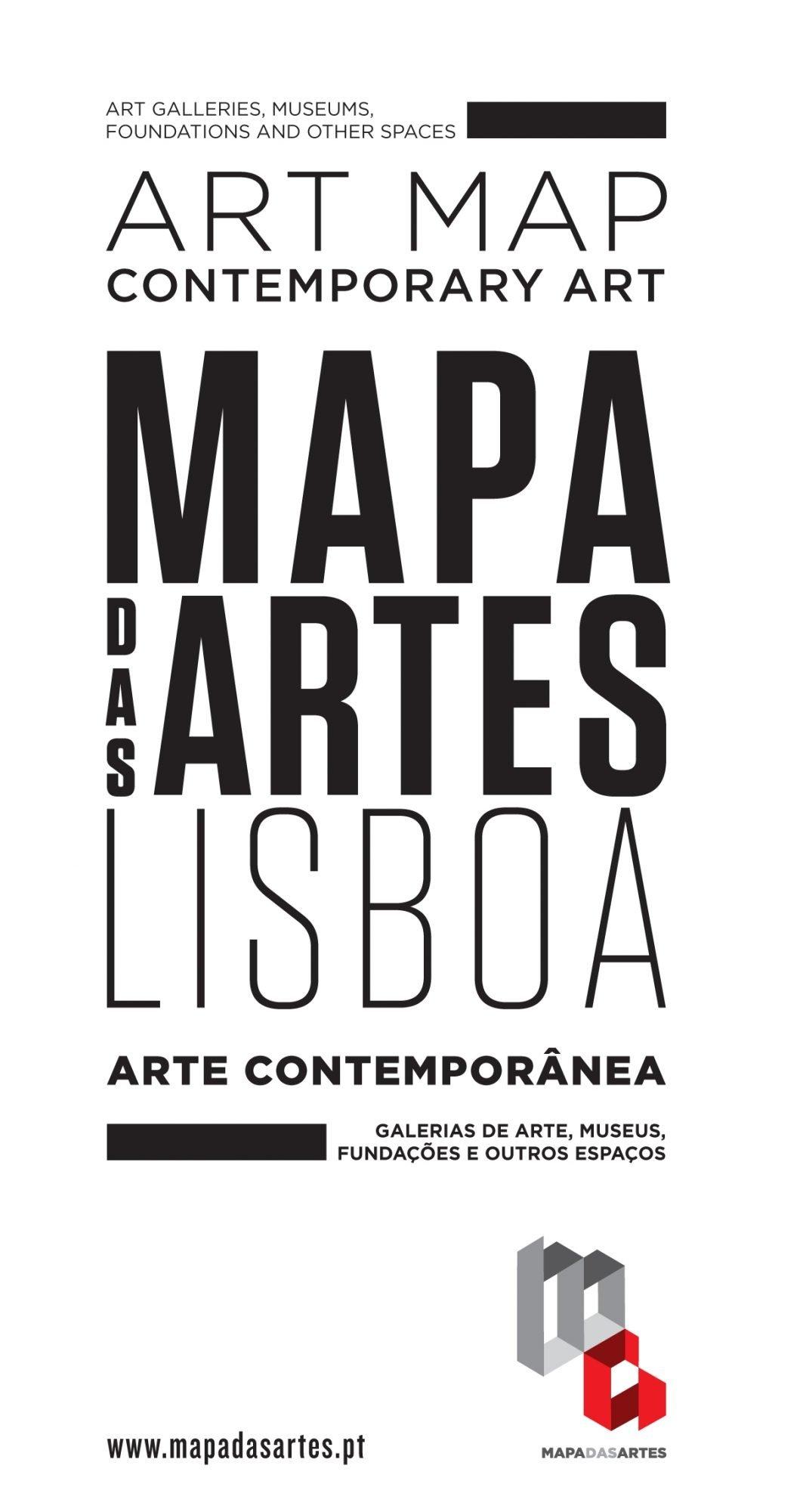 mapa das artes capa