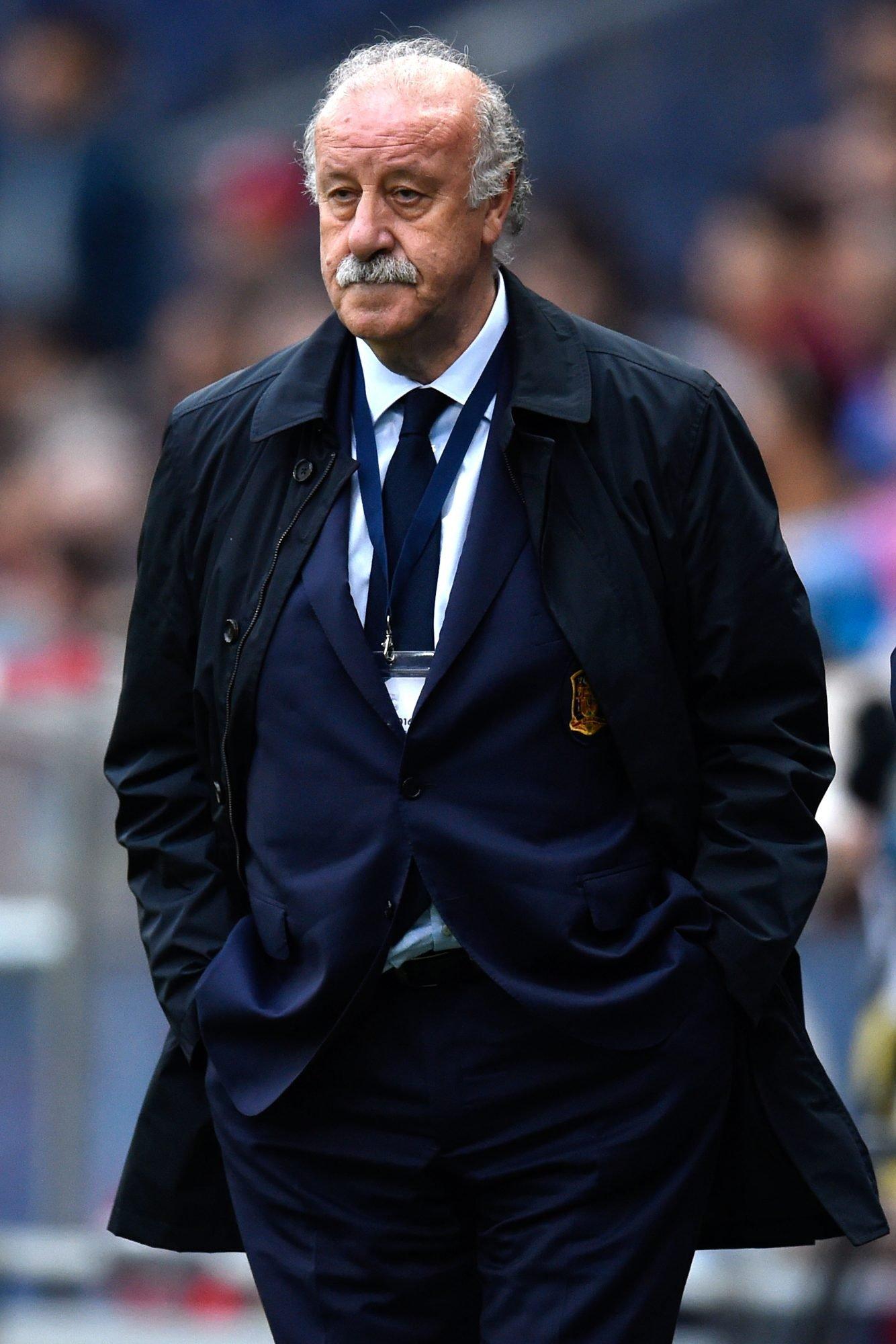 Há selecionadores com uma tarefa mais complicada (na hora de anunciar os convocados para o Euro) do que Vicente Del Bosque (Créditos: David Ramos/Getty Images)