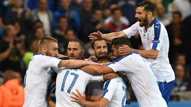 9a46d6f06b Espanha e Itália vencem no quarto dia – Observador