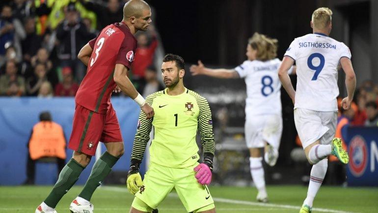 Euro 2016. Portugal empata (1-1) com a Islândia na estreia - como aconteceu dddfed4ca1983