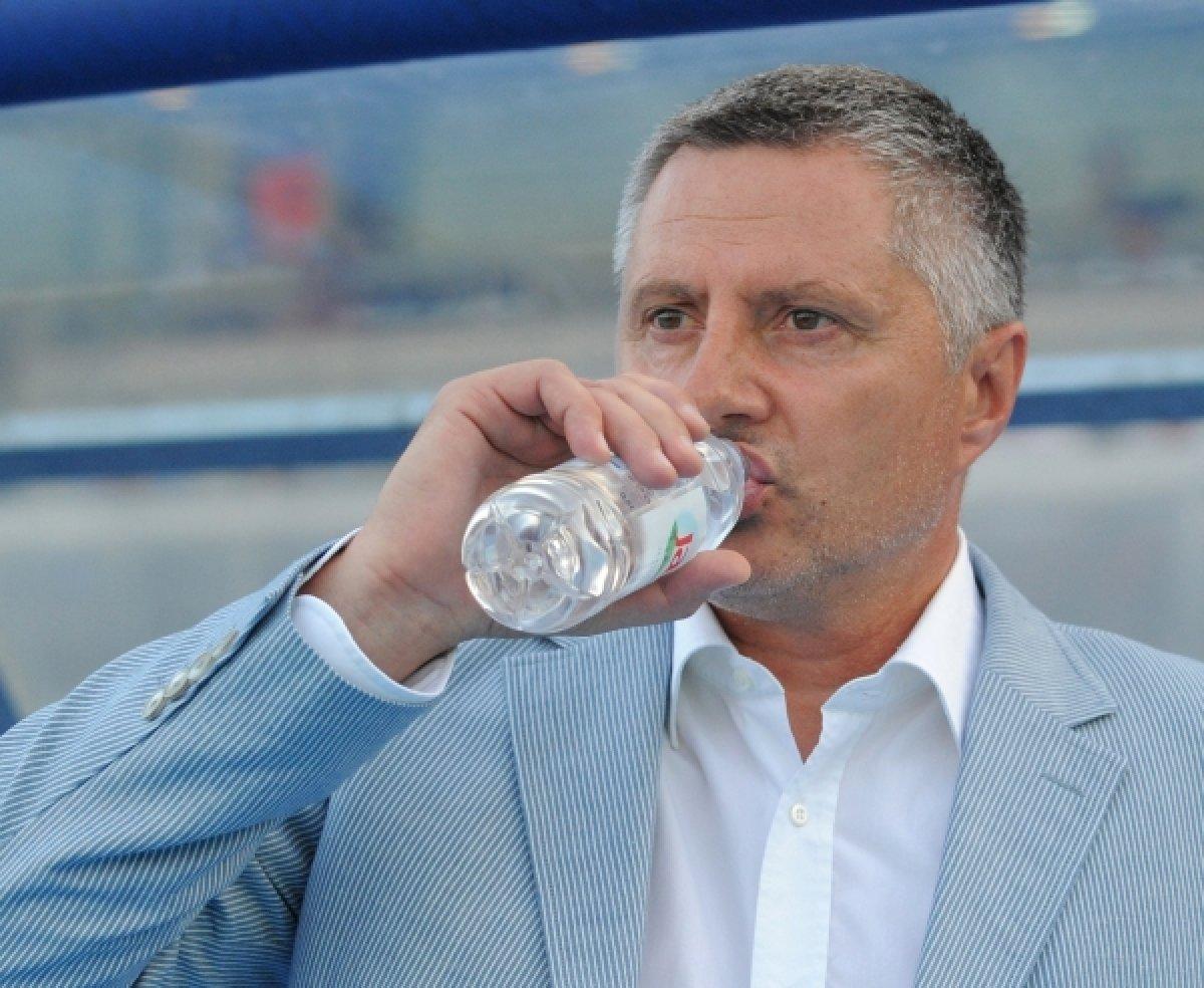 Tomislav Ivkovic treinou durante quatro temporadas, até 2014/2015, uma das revelações da liga croata: o NK Lokomotiva (Créditos: Darko Jelinek/Getty Images)