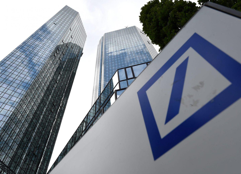 Search at Deutsche Bank