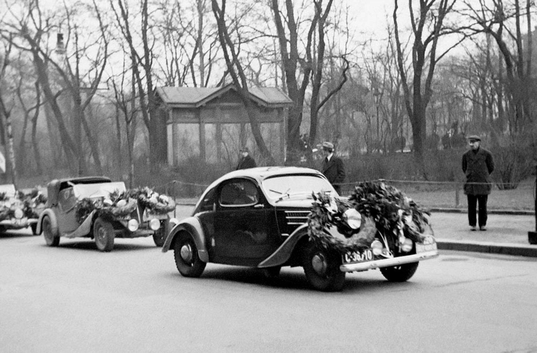 Em 1937, seria a vez do coupé Rapid evidenciar-se na prova monegasca