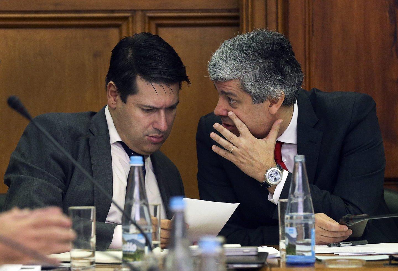Parlamento: audição do ministro das Finanças