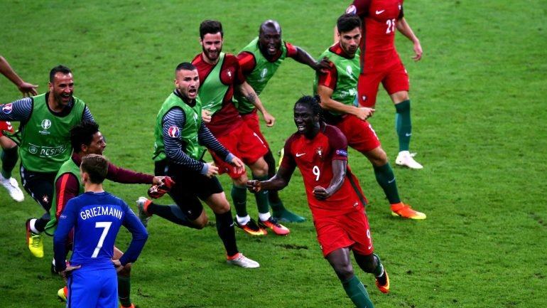 Histórico. Portugal é campeão da Europa pela primeira vez - como aconteceu c8a0ddbb194fc