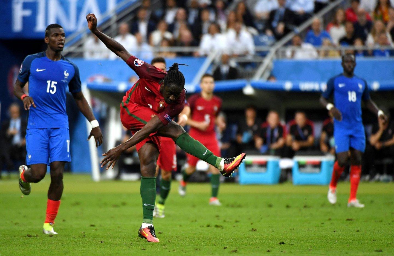 """""""O que pensei naqueles segundos antes do remate para golo  Nesses momentos  sou mais adepto do que treinador… Lembro-me do Portugal-Alemanha na Suíça babc08faad568"""