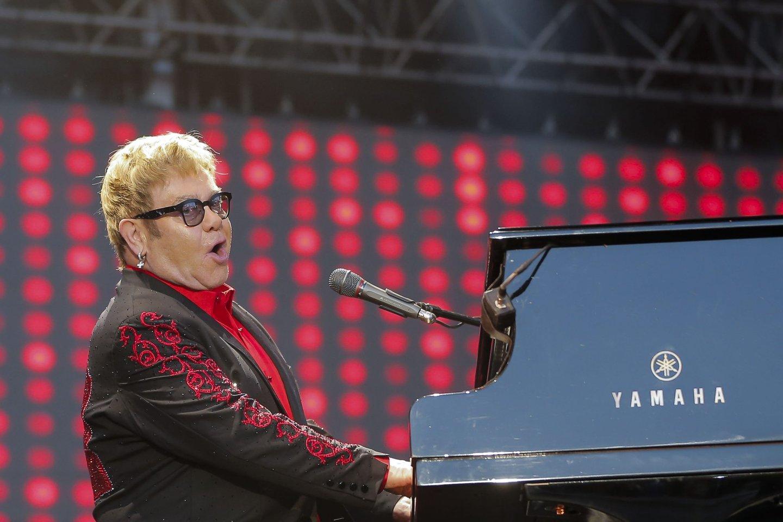 Festival Maré Vivas Elton John