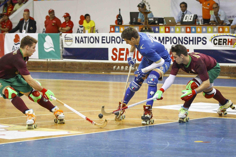 Portugal é campeão da Europa de hóquei em patins - Observador
