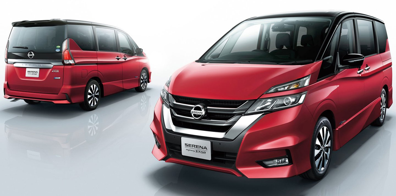 New-Nissan-Serena-Highway-Star-2017-baru