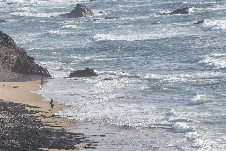praia, praia da carrapateira, carrapateira, roteiro algarve, algarve, costa vicentina, água, mar,