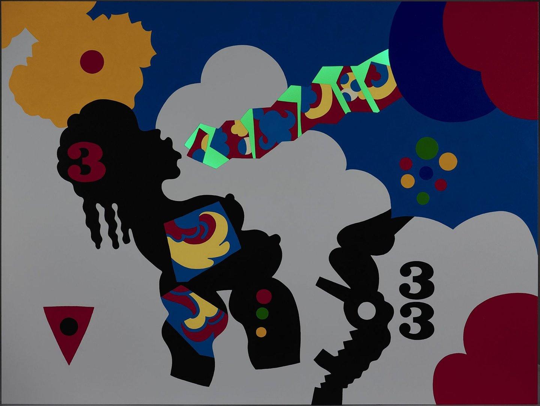 ritual_da_serpente_-_acrilico_sobre_caixa_de_madeira_com_luz_led_90x120x5_cm
