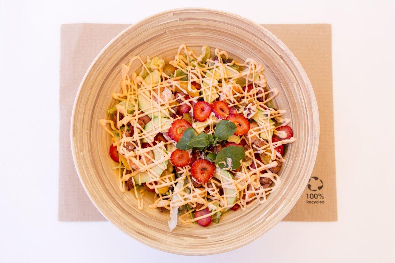restaurante, roteiro algarve, the woods, faro, algarve, salads, saladas, bar,