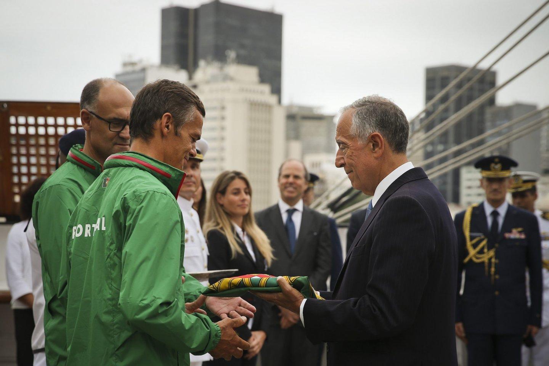 Visita do Presidente da República, Marcelo Rebelo de Sousa, ao Brasil