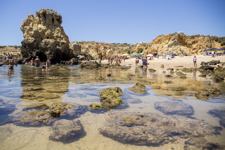 praia, arrifes, praia dos arrifes, algarve, roteiro algarve, rochas, rochedos, mar, 2016,