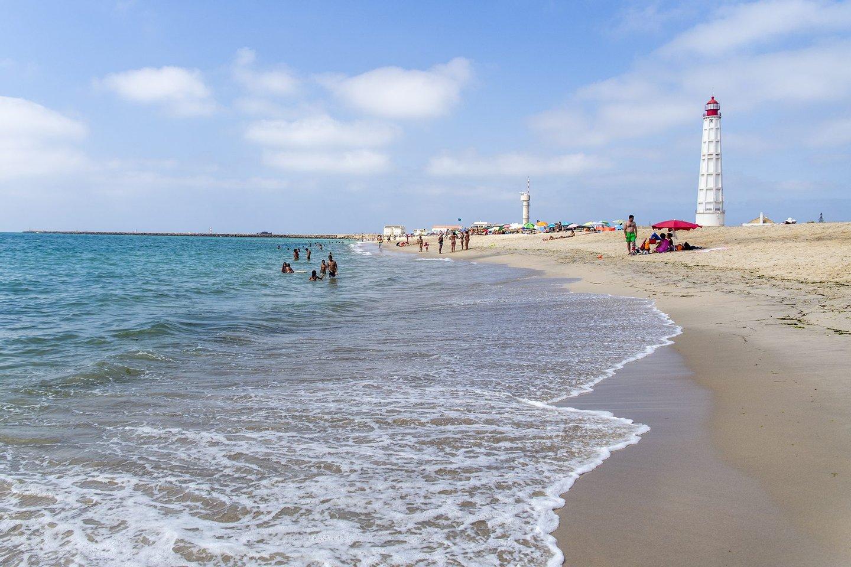 praia, ilha, farol, ilha do farol, praia da ilha do farol, algarve, roteiro algarve, 2016,