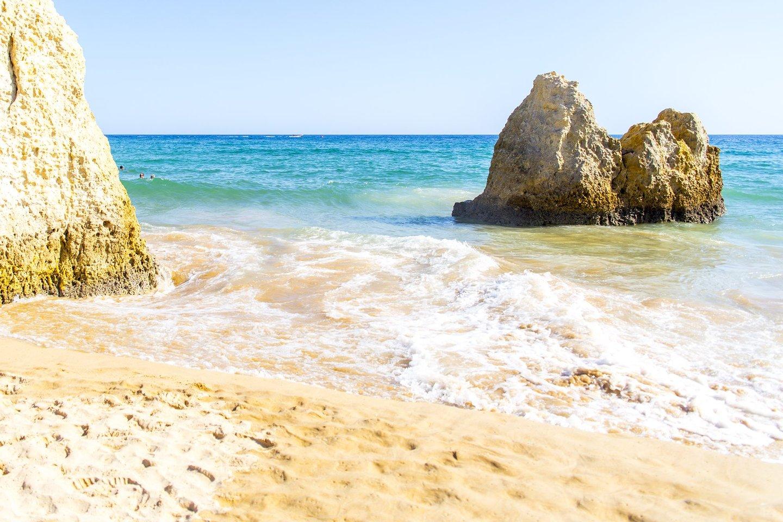praia, praia dos três irmãos, três irmãos, 2016, algarve, roteiro algarve,