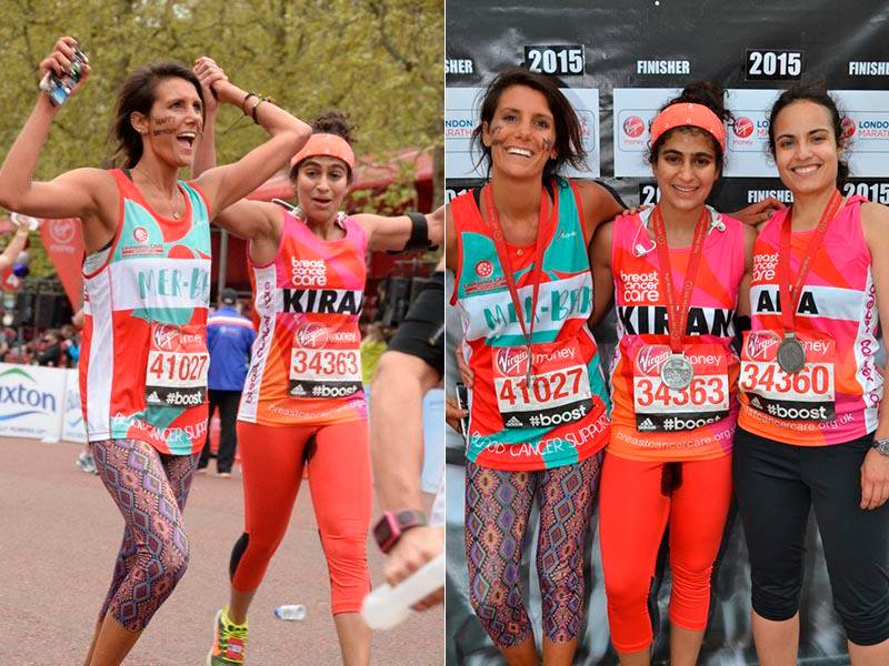 Maratonista Londres período