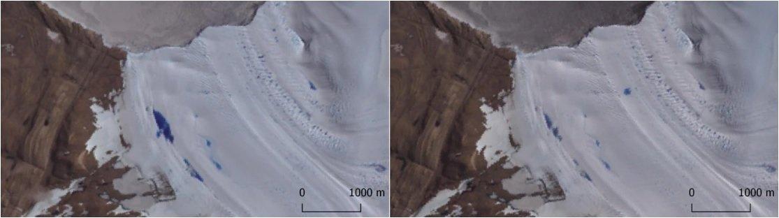 lagos glaciar