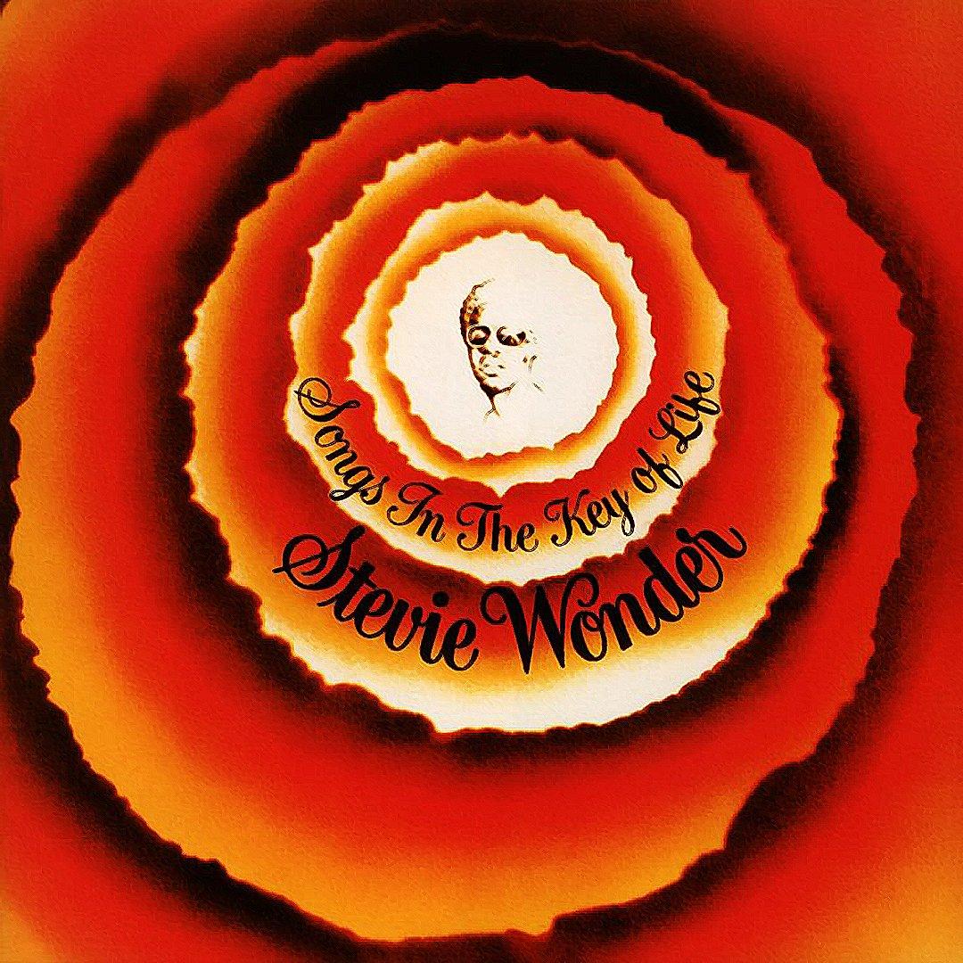 0039 - Stevie Wonder - Songs in the Key of Life