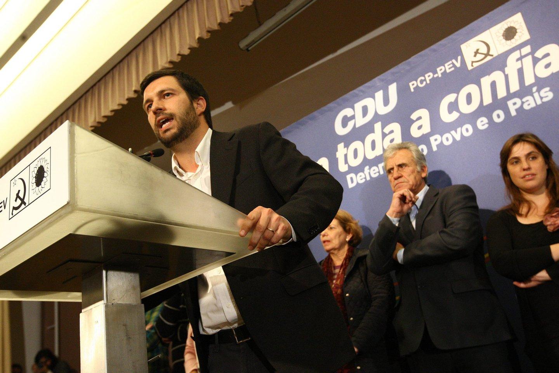 Europeias 2014: campanha eleitoral da CDU