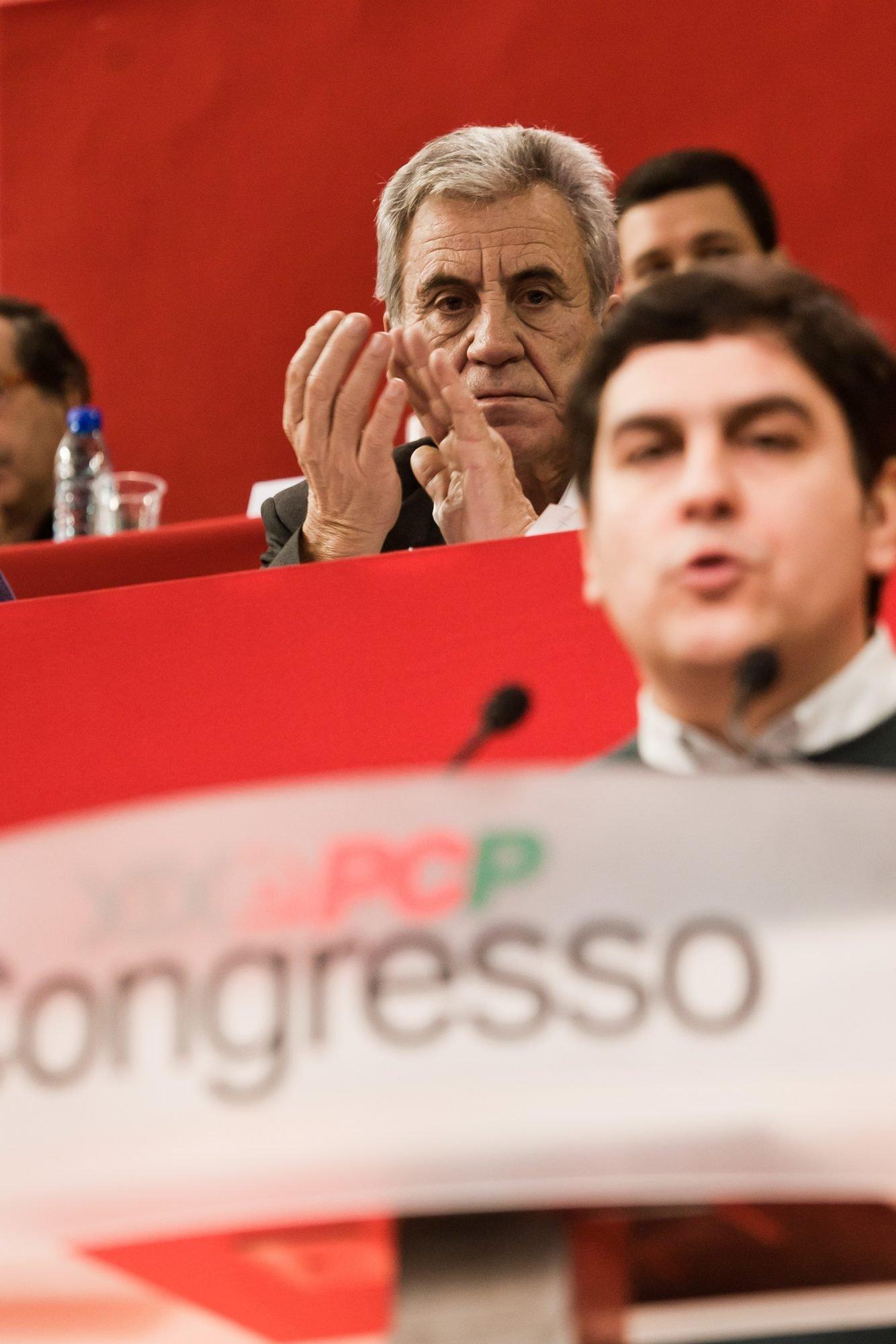 Almada: Segundo dia do XIX Congresso do PCP