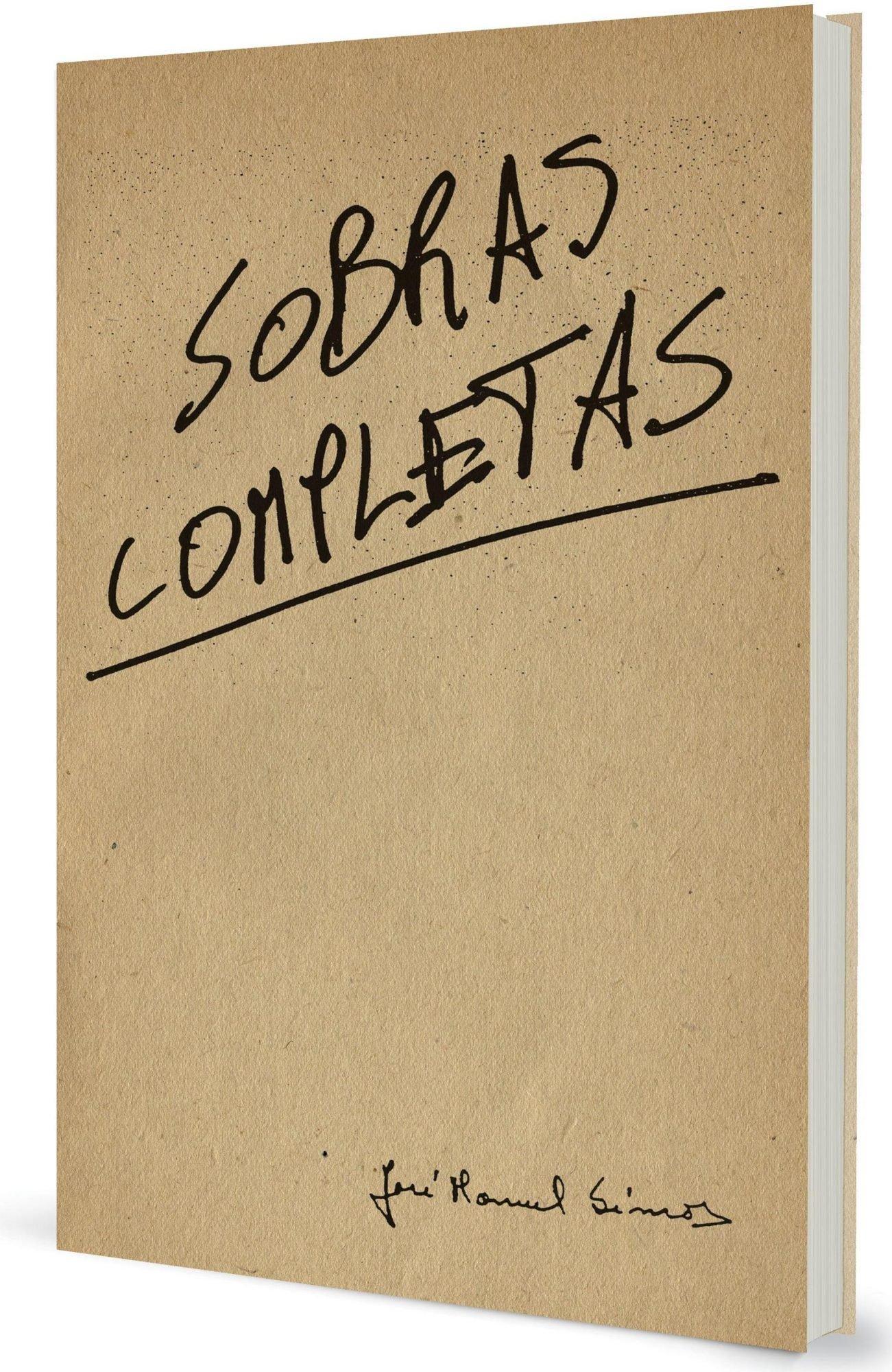Sobras Completas, o livro póstumo de José Manel Simões