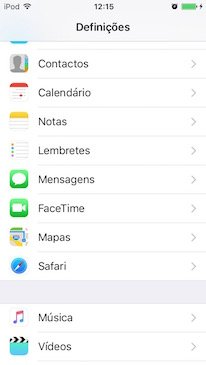 Truques iOS9