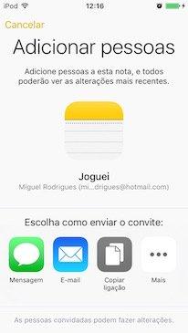 Truques iOS0
