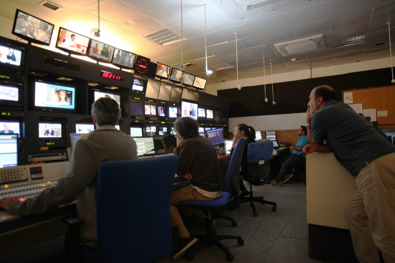Restart Porto estúdio RTP