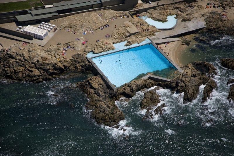 piscina das marés foto