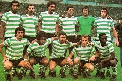 Equipa do Sporting Clube de Portugal, 1973/74