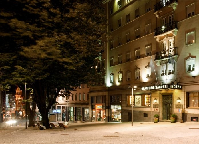 hotel infante santo porto