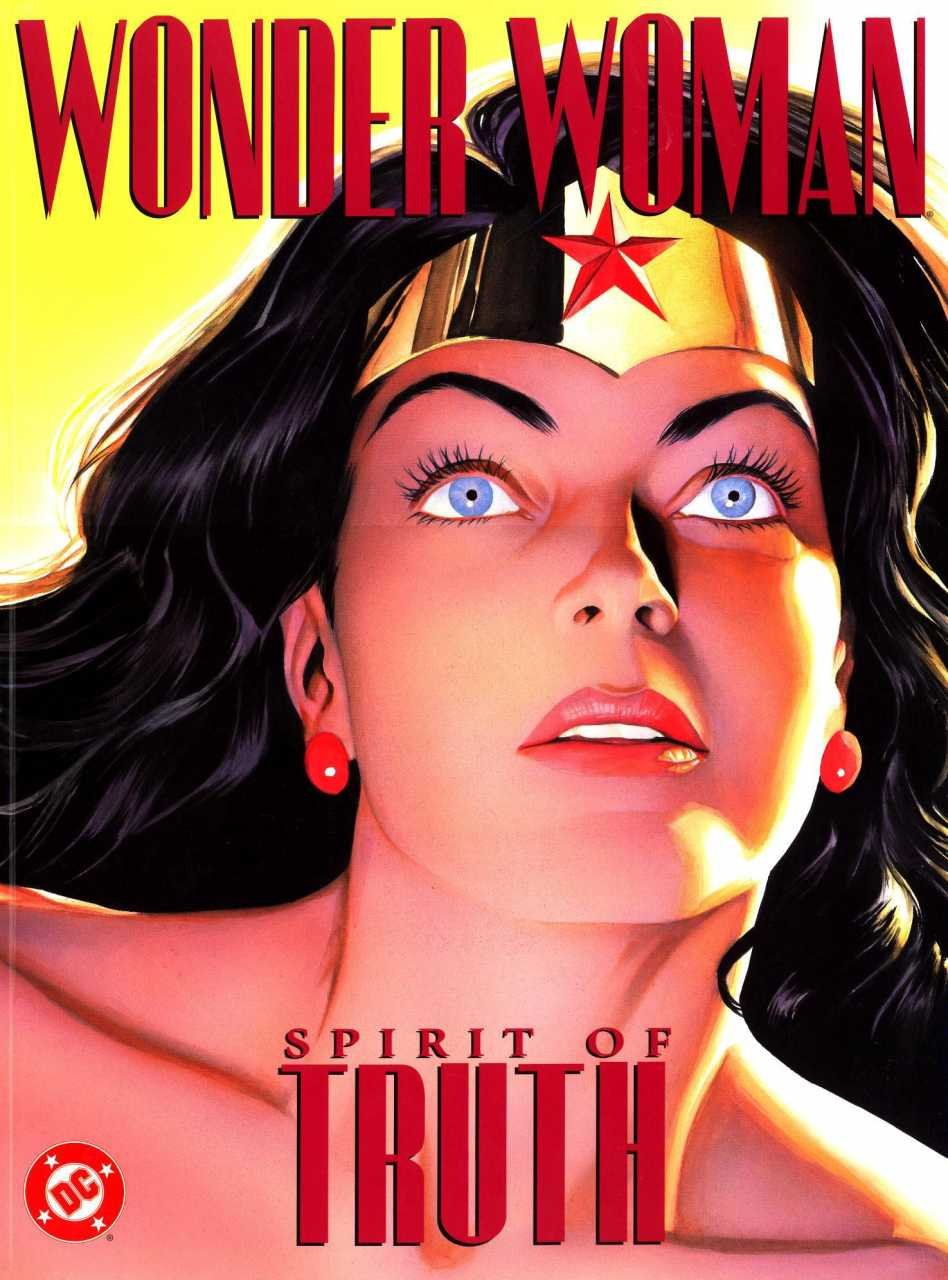 Wonder Woman: Spirit of Truth ©DC Entertainment
