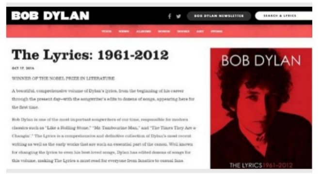 dylan site