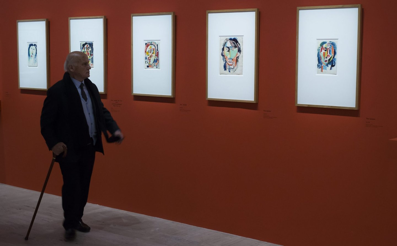 Amadeo de Souza-Cardoso exhibition in Paris