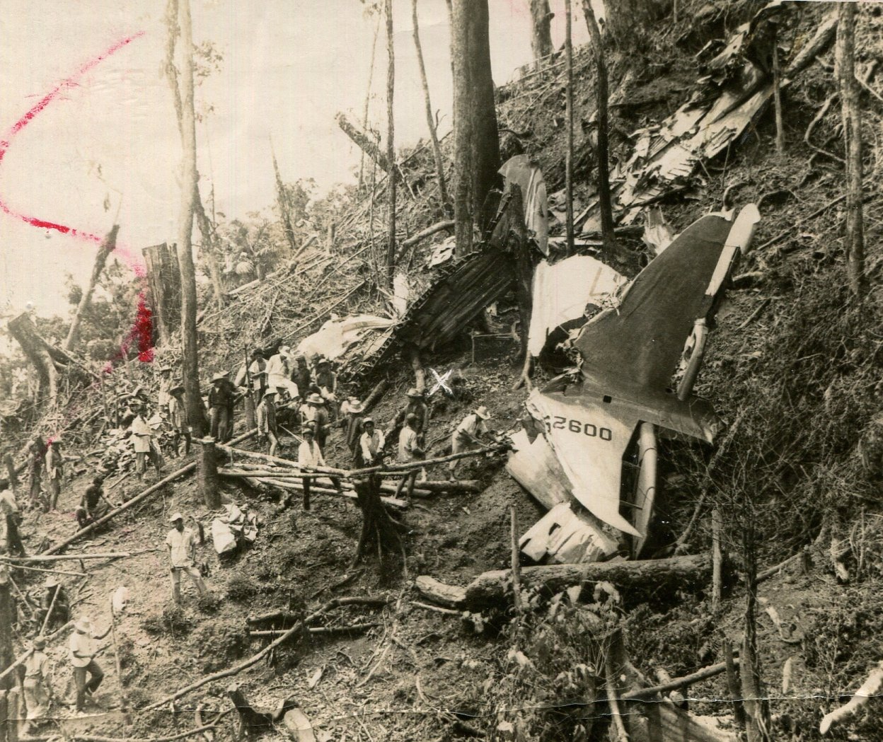 philippines airplane crash 1957