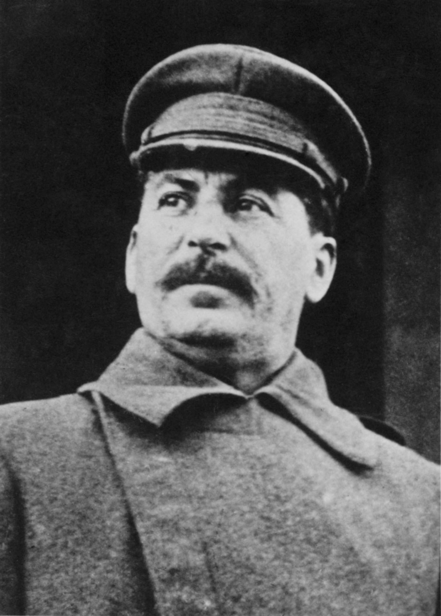 Joseph Stalin (1879 - 1953), General Secretary of the Communist Party of the Soviet Union, circa 1930. (Photo by Keystone/Hulton Archive/Getty Images)