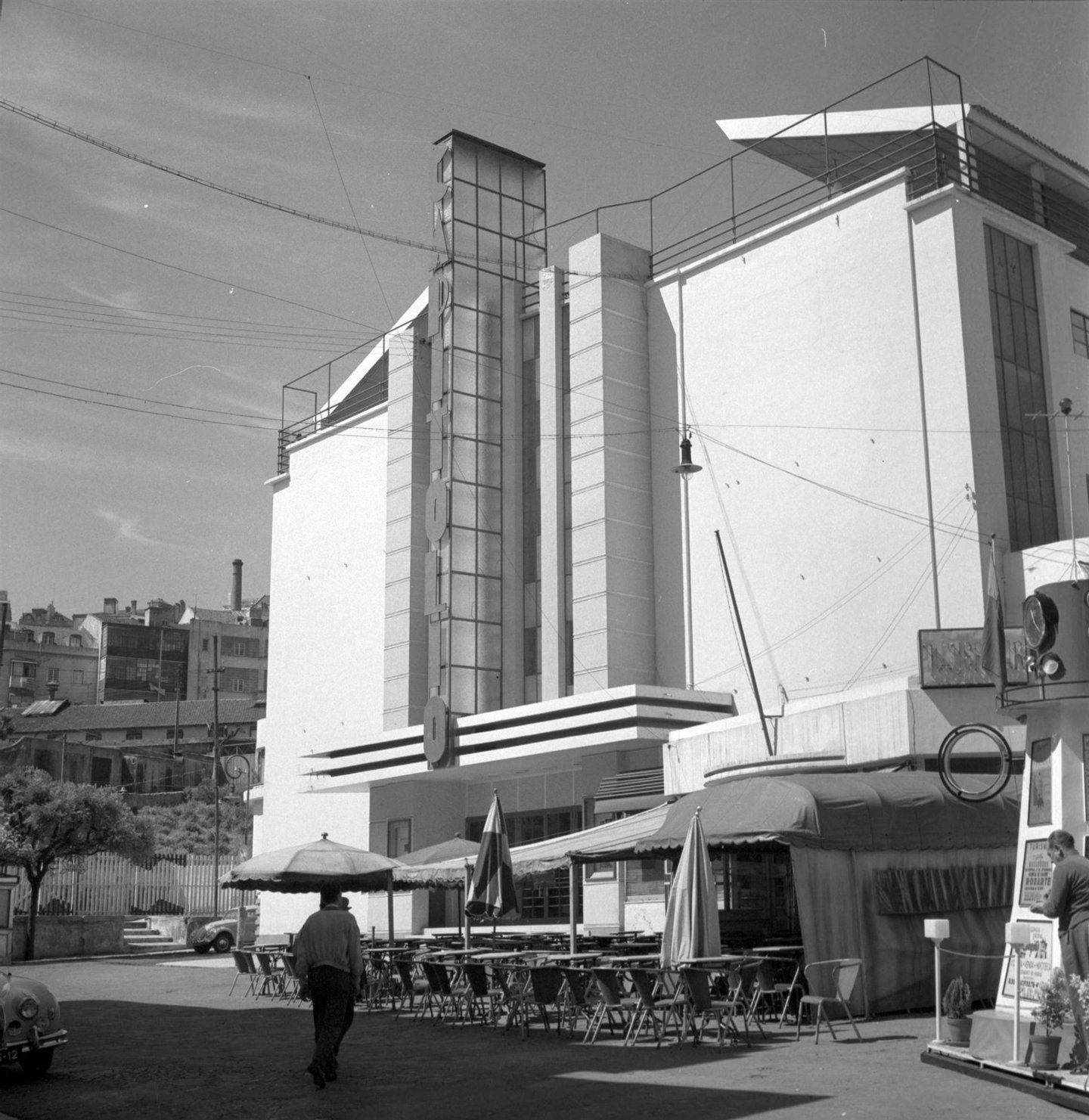 Capitólio - Arnaldo Madureira 1960