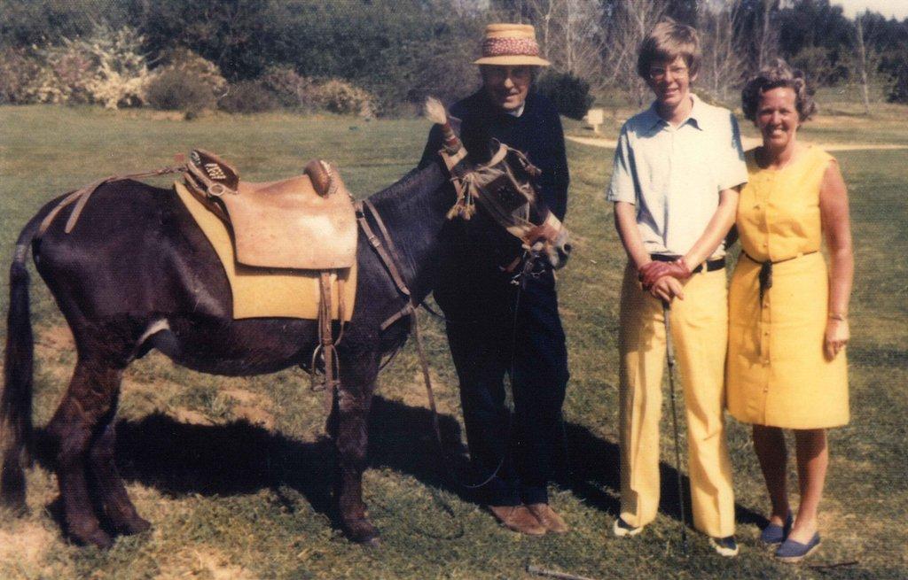 Pacífico e o seu amigo Henry Cotton, Penina Hotel & Golf Resort