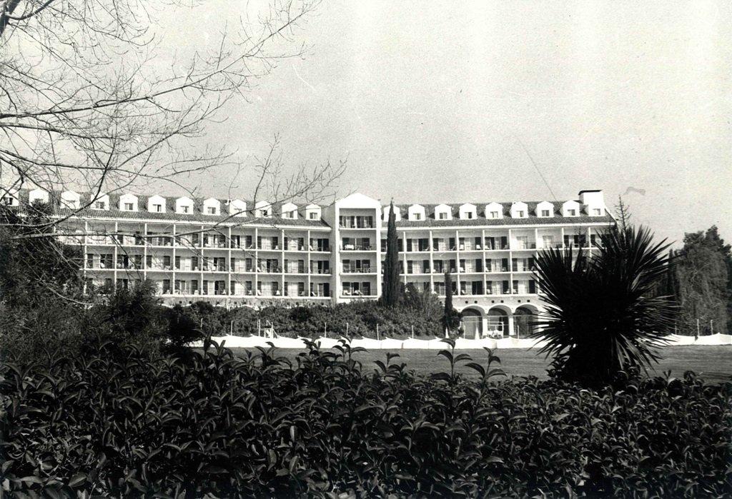 O hotel na década de 1970, Penina Hotel & Golf Resort