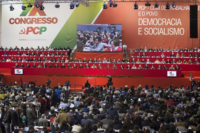 congresso, pcp, politica, 2016,