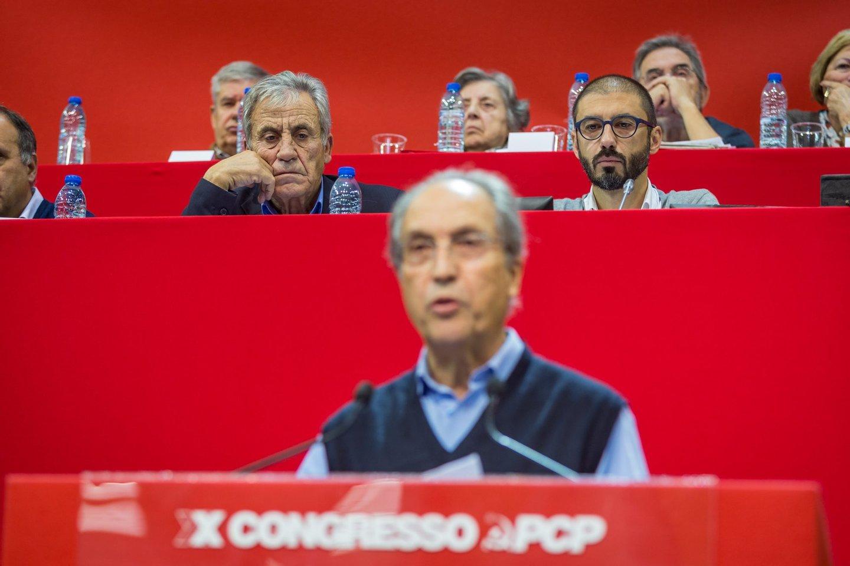 congresso PCP, partido comunista português, carlos carvalhas,