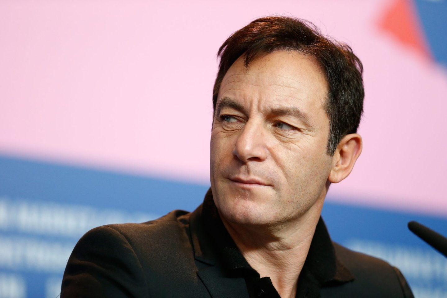 BERLIN, GERMANY - FEBRUARY 09: Jason Isaacs attends the 'Things People Do' press conference during 64th Berlinale International Film Festival at Grand Hyatt Hotel on February 9, 2014 in Berlin, Germany. (Photo by Andreas Rentz/Getty Images)