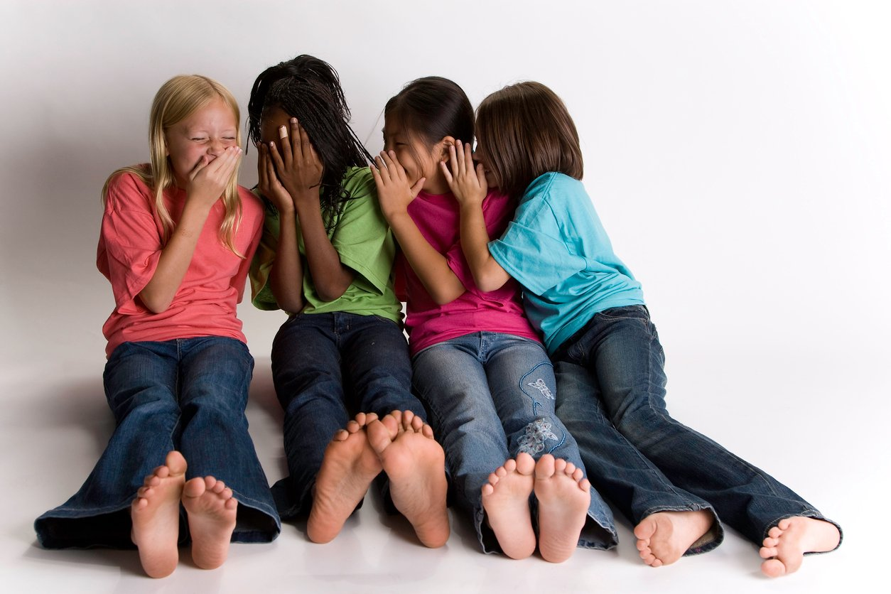 """""""African Descent, 10-11 Years, 8-9 Years, Asian Ethnicity, Barefoot, Caucasian, Cheerful, Child, Childhood, Color Image, Colors, Concepts And Ideas, Education, Ethnic, Ethnicity, Female, Friendship, Gossip, Group Of People, Happiness, Horizontal, Indigenous Culture, Lifestyle, Little Girls, Multi Colored, Multi-Ethnic Group, Mystery, People, People"""", Play, Playful, Playground, Playing, Schoolyard, Secrecy, Smiling, Teamwork, Togetherness, Traditional Culture, Variation, Whispering, White,"""