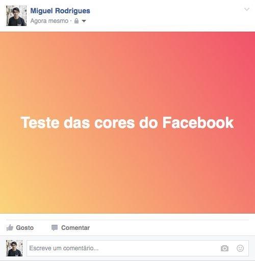 Facebook Cores 1