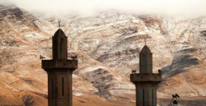 sahhara snow