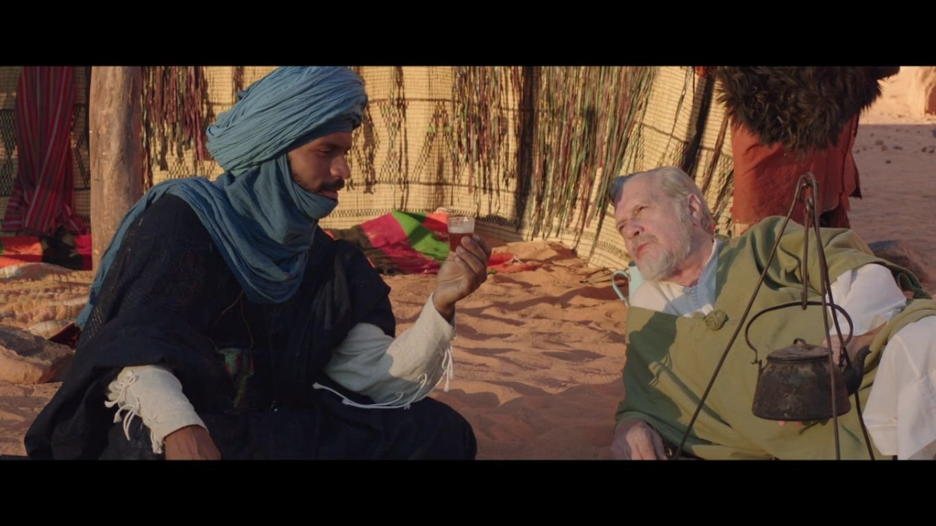 Parte da acção do filme passa-se na Argélia, na cidade de Bougie, onde Teixera Gomes viveu os últimos 16 anos de vida
