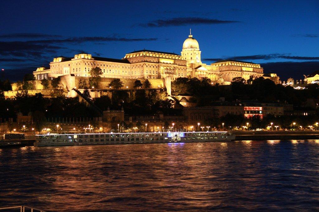 Castelo de Buda.