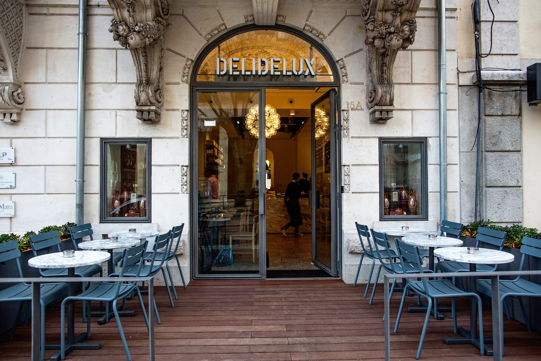 Delidelux, Rua Alexandre Herculano. Lisboa. Photo- Paulo Barata 2017
