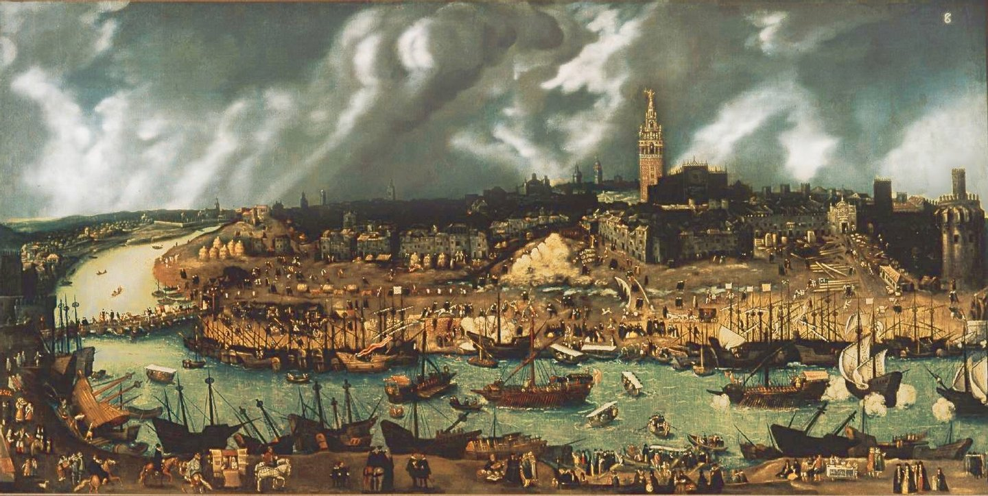 seville-in-the-16th-century